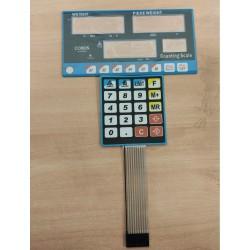 Caratula LCD + Teclado Serie NTC