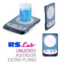 Agitador extra-plano RSLAB 1f-Flat Design