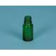 Frascos 10mL Verde Cobalto, DIN 18