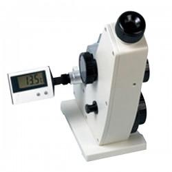 Refractómetro ABBE Analogico