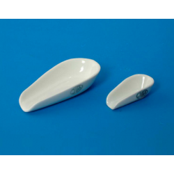 Pala de pesada porcelana 37x17mm